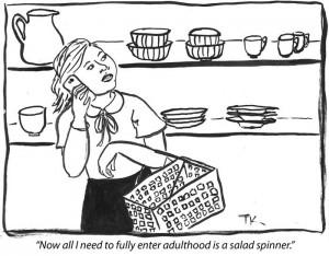 adulthood, comic, cartoon