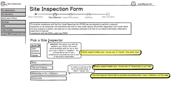 basalmiq individual pick site inspector