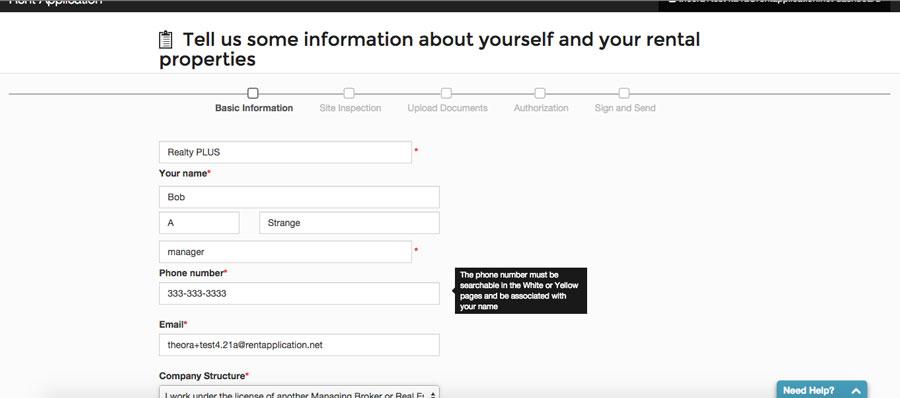 basic-info-page-web