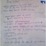 randy notes