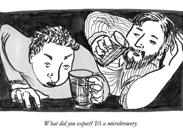Rejected New Yorker Cartoons
