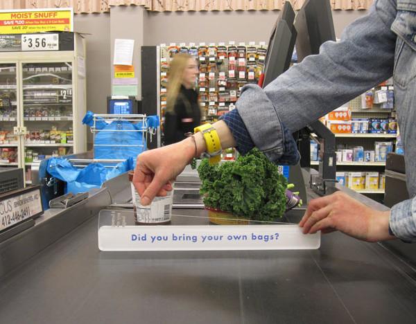 Grocery Interaction Prototype